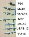 HF_Moderne Waffen Greens