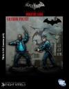 Arkham City Gotham Police