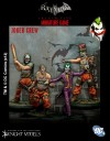 Arkham City Joker Gang