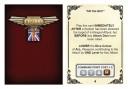 Kingdom of Britannia Game Card