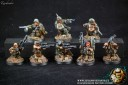 Ilnanonefasto Imperial Guard Ratlings and Scibor Sturmgrenadier
