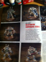 Warhammer 40.000 - Dark Angels Deathwing Command / Knights