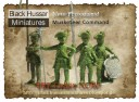 Black Hussar Musketiere Preussen Kommando
