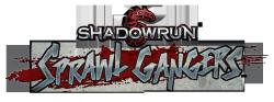 Shadowrun 5 Sprawl Gangers Logo
