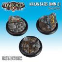 Groundwerks Base Inserts - 30mm Mayan (3)