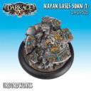 Groundwerks Base Inserts - 50mm Mayan (1)
