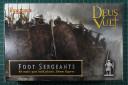Fireforge Games - Deus Vult Foot Sergeants