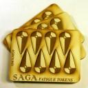 Saga Fatigue Marker Kite Shields gelasert