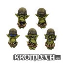 10 Orc Yanks Heads