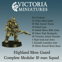 Victoria Miniatures - Highland Moss Guard