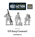 Bolt Action US Army Command 1