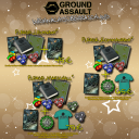 Ground Assault Weihnachtsaktion