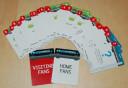 8 Dreadball unboxing Karten