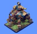 German Heavy walker
