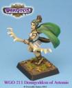 CG_Wargods Demigod Artemis