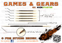 Games & Gears Dual Side Brush Kickstarter 4