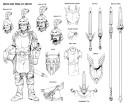 Kings of War Basilean Man at Arms