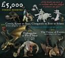 Darklands 5k Stretch Goals