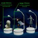 Miniaturenhalter 2 a