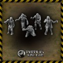 Puppet Wars Zombie Corps