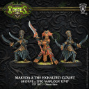 Hordes Makeda & The Exalted Court
