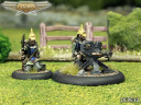 Dystopian Legions Prussia HEAVY MACHINE GUN SECTION