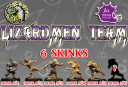 Lizardmen Team Indiegogo 1