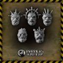 Mad Kings Heads