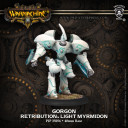 Privateer Press Warmachine Light Warjack Plastic Gorgon