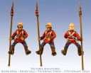 Victoria Miniatures Rough Riders 10 Man Kit Set 2