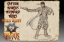 Wild West Exodus Captain Marcus Wayward of the Mercs