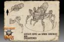 Wild West Exodus Kickstarter Gustave Eifel Spider
