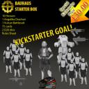 Warzone Resurrection Kickstarter Bauhaus Starter