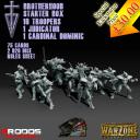 Warzone Resurrection Kickstarter Brotherhood Starter