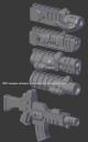 Lance Carbines mit modularen Aufsätzen