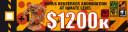 Zombicide Season 2 Kickstarter Stretch Goal 1200