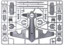 Sonnenhai-Bomber Sprue 1