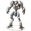 Dreadball Robots Artwork