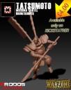 Mishima Doomtrooper Kickstarter exclusive Warzone