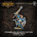 Stormblade infantry captain