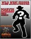 Marvin Backer Miniatur