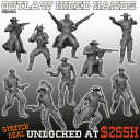 Stretch Goal 255k Outlaws Hired Hands Wave 2