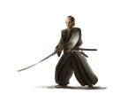 Kensei samurai kimono