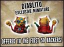 Diabolito Indiegogo Mini
