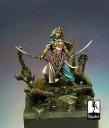 Lharm Sheõd – eastern warrior