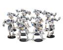 Dreadball robots