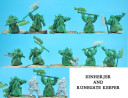 Einherjer and Runegate Keeper
