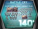 Robotech Battle Cry Pledge