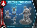 Robotech Destroid Tomahawk