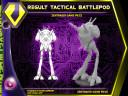 Robotech Regult Battlepod